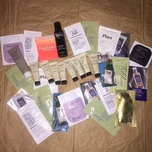 32 pcs Assorted haircare samples